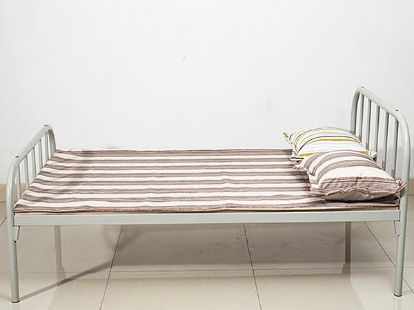 单层床大弯管