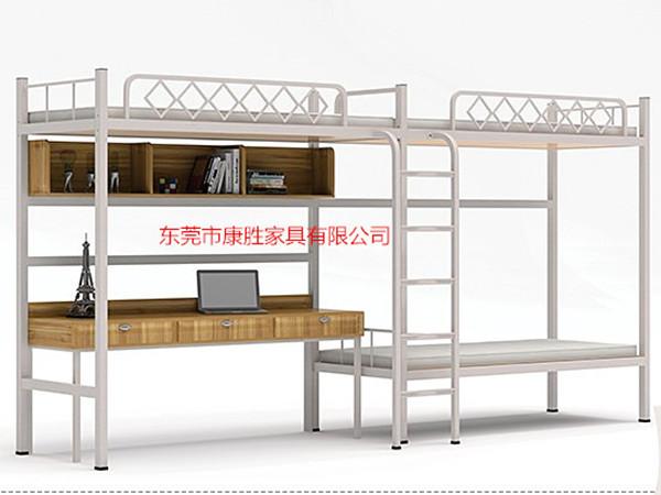 广州双层铁架床