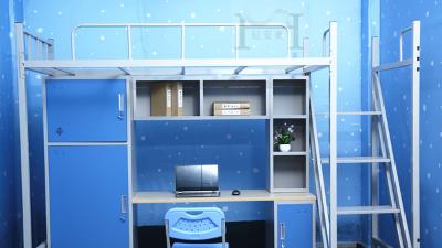 东莞康胜家具告诉怎样购买质量好的学生公寓床?提前了解一下