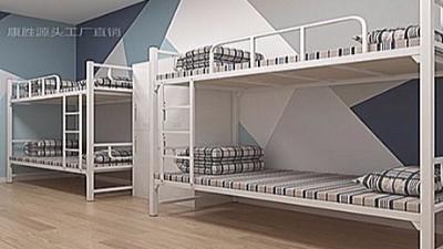 双层铁架床厂家铁架床多少钱