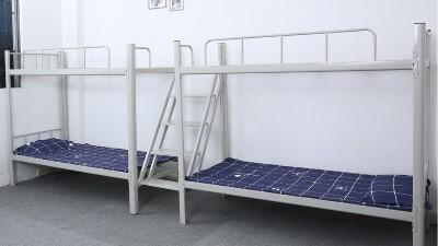 8人间宿舍铁床这样设计更实用