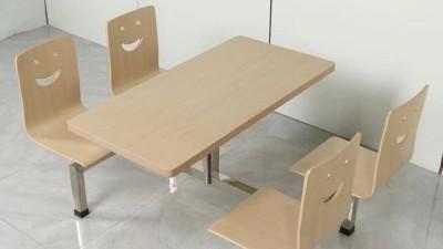 公司饭堂饭桌