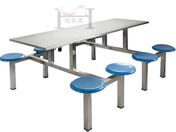 饭堂不锈钢餐桌椅