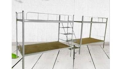 宿舍上下铺铁床