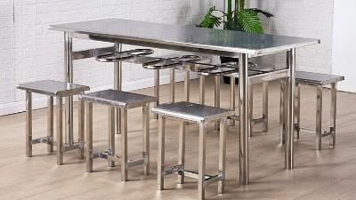 东莞食堂餐桌椅