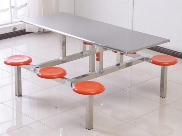 6人座食堂餐桌