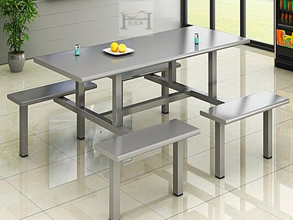 食堂不锈钢餐桌