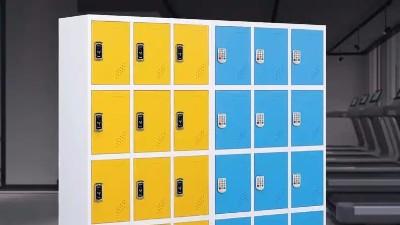 宿舍铁皮柜图片及尺寸