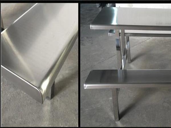 不锈钢餐桌椅批发