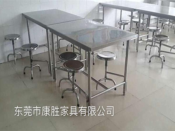 部队食堂餐桌椅