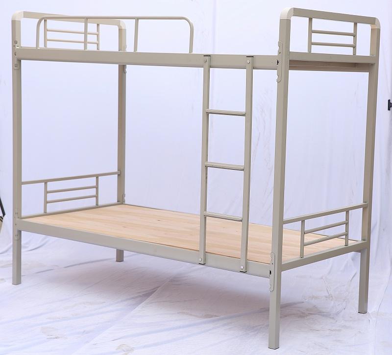 宿舍床40方大弯管