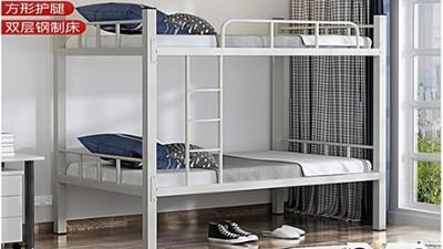 双层铁架床多少钱一套