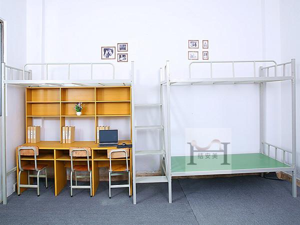 学校公寓床图片