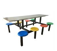 学生公寓床,上下铺铁架床,员工衣柜,食堂不锈钢餐桌