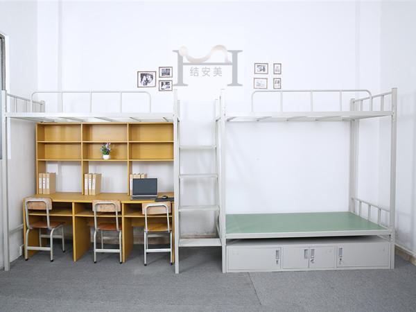 工人宿舍铁架床