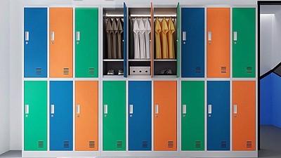 宿舍铁皮柜有您更方便