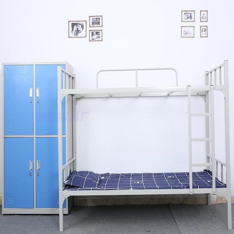 双层铁床上下铺床