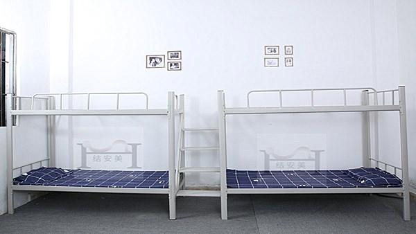 这种设计让宿舍铁床更有档次