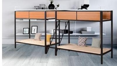 学生宿舍双层床多少钱一套