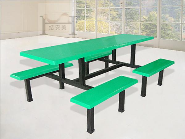8人饭堂餐桌椅