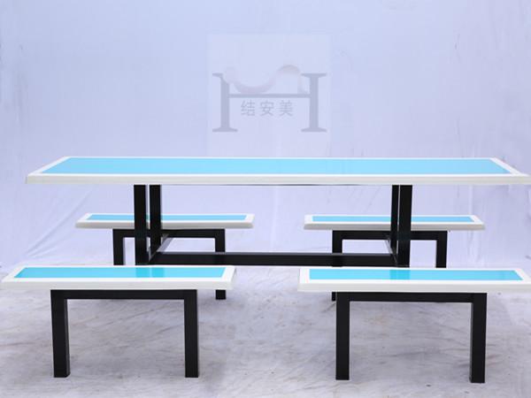 学生饭堂餐桌椅