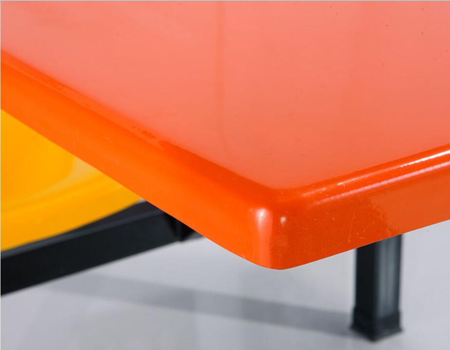 饭堂餐桌椅台面