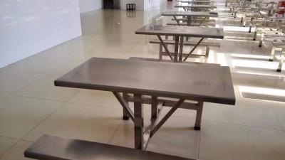 企业文化从食堂餐桌椅开始