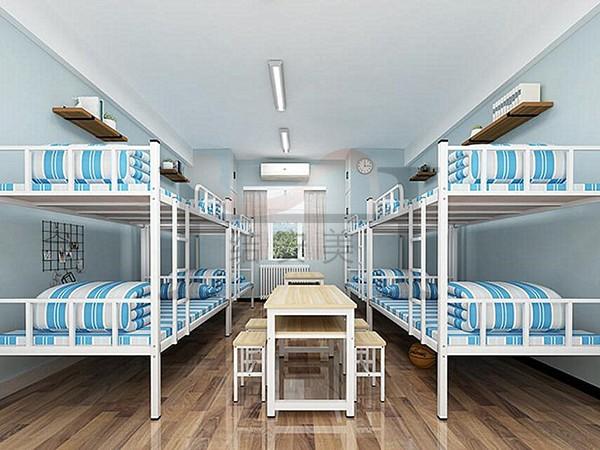 喜报:学生公寓床定制案例又一波