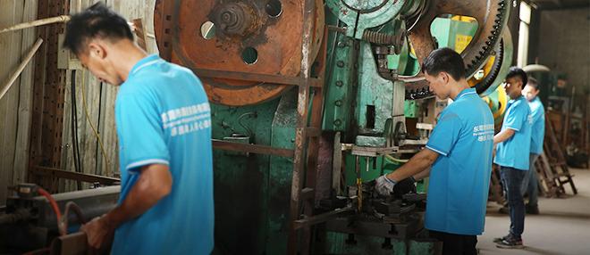 铁床工厂规模生产