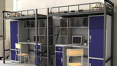 康胜家具告诉你如何选择质量好的公寓床