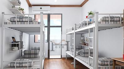 康胜家具告诉你如何挑选安全的学生公寓床