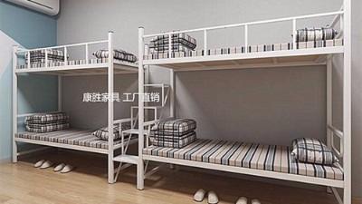 员工宿舍上下铺架子床价格