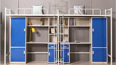 东莞康胜家具告诉你学生公寓床有哪些搭配?了解一下
