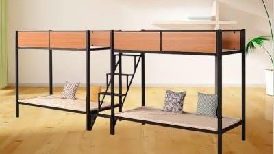 员工宿舍双层床