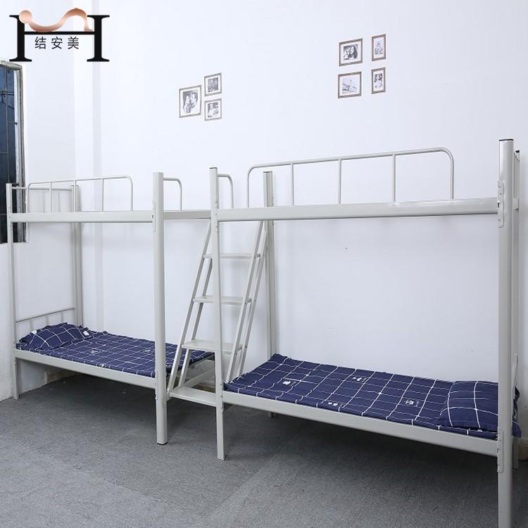双层铁架床连体
