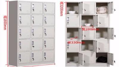 员工铁衣柜尺寸价格如何