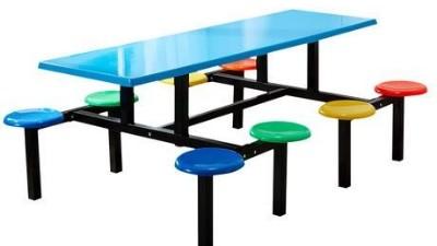 食堂玻璃钢餐桌